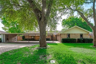 Desoto Single Family Home For Sale: 1212 Briarbrook Drive