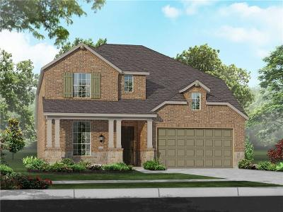 Little Elm Single Family Home For Sale: 1513 Spoonbill Drive