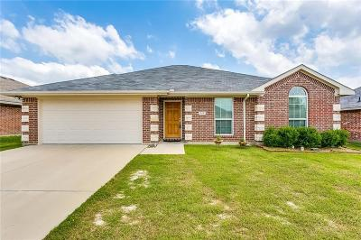Waxahachie Single Family Home For Sale: 610 Antonio Lane