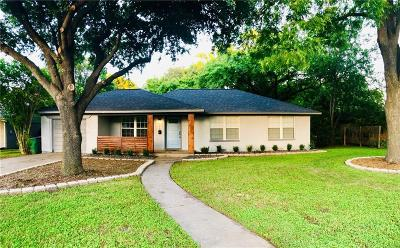 McKinney Single Family Home For Sale: 1210 N Waddill Street