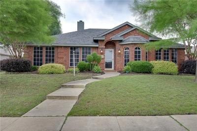 Sachse Single Family Home Active Option Contract: 3712 Arbordale Lane