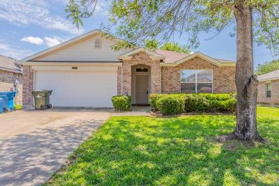 Seagoville Single Family Home Active Option Contract: 305 Oakhurst Drive
