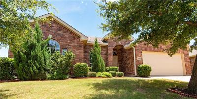 Little Elm Single Family Home For Sale: 14708 Lone Spring Drive
