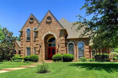 Colleyville Single Family Home For Sale: 3527 Crossgate Circle E