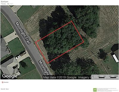 Stephenville Residential Lots & Land For Sale: 221 Moonlight Trail