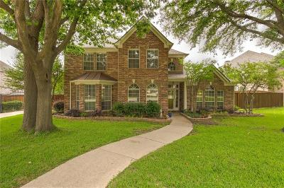 Fort Worth Single Family Home For Sale: 8200 Rain Dance Court
