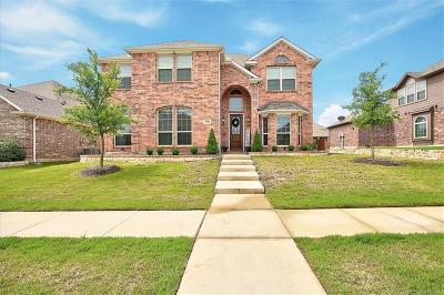 Sachse Single Family Home For Sale: 3506 Edinburgh Drive
