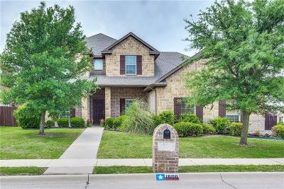 Weatherford Single Family Home For Sale: 1500 Salado Trail