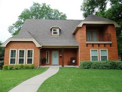 Cooke County Single Family Home For Sale: 723 Denton Street