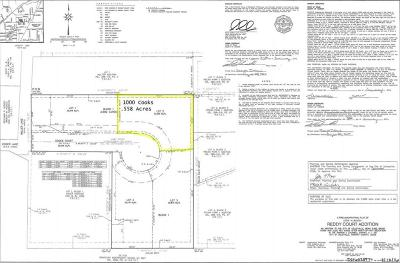 Colleyville Residential Lots & Land For Sale: 1000 Cooks Lane