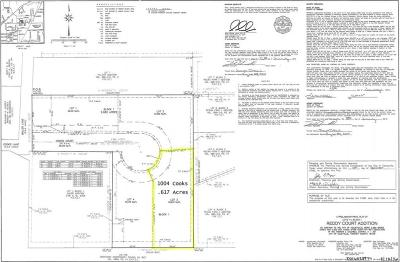 Colleyville Residential Lots & Land For Sale: 1004 Cooks Lane
