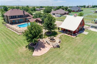 Fort Worth Single Family Home For Sale: 1008 Creek Hollow Lane
