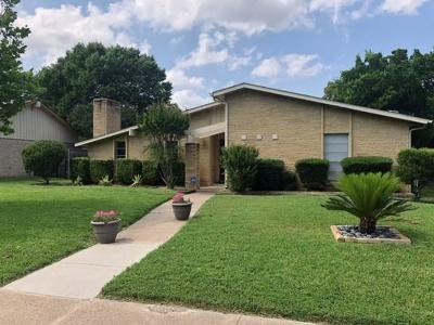 Plano Single Family Home For Sale: 2317 Briarwood Drive