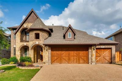 Fort Worth Single Family Home For Sale: 12740 Oakvale Trail
