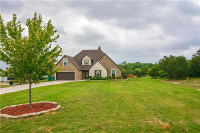Stephenville Single Family Home Active Option Contract: 2115 Hills Court