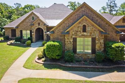 Lindale Single Family Home Active Option Contract: 17910 Autrey Lane