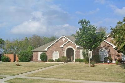 Crandall, Combine Single Family Home For Sale: 304 Country View Lane