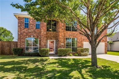Corinth Single Family Home For Sale: 1710 Copper Leaf Drive