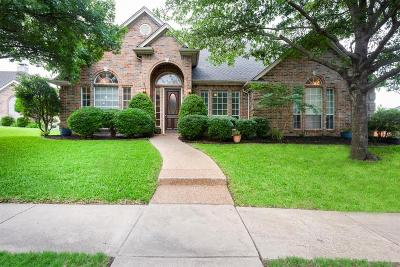 Rowlett Single Family Home For Sale: 3209 Westshore Drive