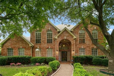 Plano TX Single Family Home For Sale: $595,900