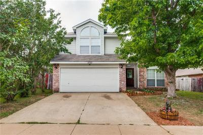 Fort Worth Single Family Home For Sale: 2728 Clovermeadow Drive