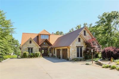 Cedar Creek Lake, Athens, Kemp Single Family Home For Sale: 2350 Lakefront Shores Road