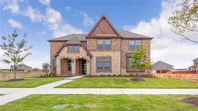 Frisco Single Family Home For Sale: 12383 Wagon Wheel Trail