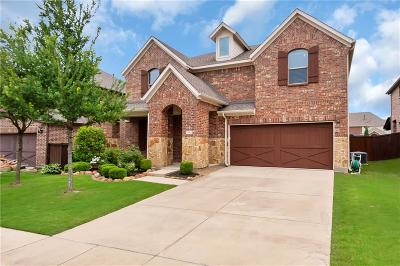 McKinney Single Family Home For Sale: 3905 Deer Lake Drive