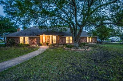 Forney Single Family Home For Sale: 11050 Helms Trail
