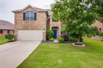 Little Elm Single Family Home For Sale: 2945 Cattle Baron Drive