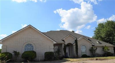 Weatherford Single Family Home For Sale: 3916 Crest Road