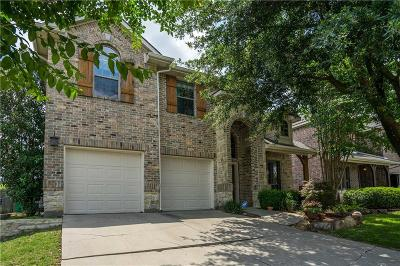 McKinney Single Family Home For Sale: 7513 Dalton Drive