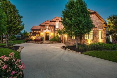 Dallas County, Denton County, Collin County, Cooke County, Grayson County, Jack County, Johnson County, Palo Pinto County, Parker County, Tarrant County, Wise County Single Family Home For Sale: 4659 Sidonia Court