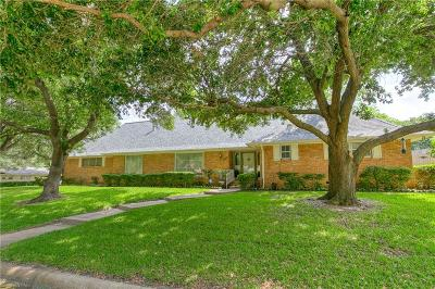 Fort Worth Single Family Home For Sale: 4401 Ledgeview Road