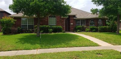 Rowlett Single Family Home For Sale: 3405 Mistletoe Lane
