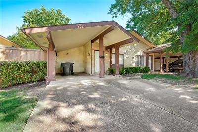 Garland Townhouse For Sale: 742 Sceptre Circle