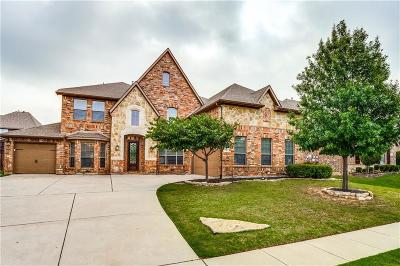 Prosper Single Family Home For Sale: 721 Calaveras