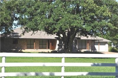 Cleburne Single Family Home For Sale: 3013 County Road 807