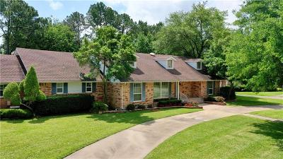 Terrell Single Family Home Active Option Contract: 7 Carl Lee Circle