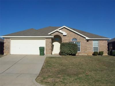 Mansfield Residential Lease For Lease: 1710 La Caya Drive