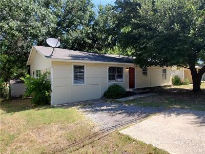 Canton Single Family Home For Sale: 512 W College Street