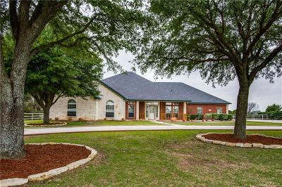 Haslet Single Family Home Active Contingent: 13713 Northwest Court