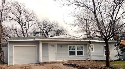 Grand Prairie Single Family Home For Sale: 933 Shawnee Tr Trace
