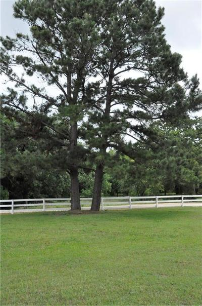 Johnson County Farm & Ranch Active Option Contract: 3009 County Road 807