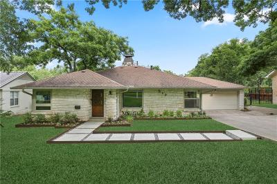 Single Family Home For Sale: 519 Northlake Drive