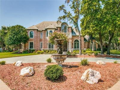 Colleyville Single Family Home For Sale: 5300 Burgandy Court