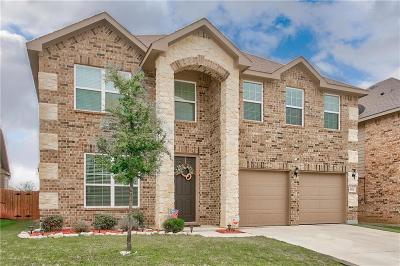 Tarrant County Single Family Home For Sale: 9332 San Tejas Drive