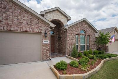 Weatherford Single Family Home For Sale: 1228 Glen Court