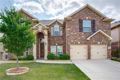 Fort Worth Single Family Home For Sale: 9836 Amaranth Drive