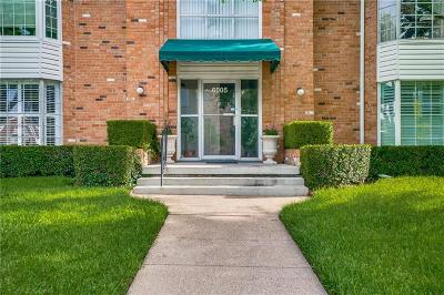 Dallas Condo For Sale: 6005 Sandhurst Lane #C